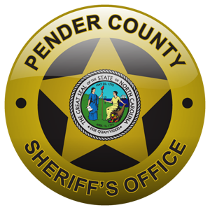 Pender County Sheriff's Office Badge