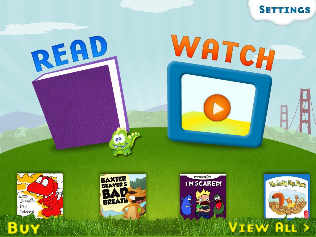 IPad Children's App