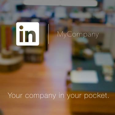 LinkedIn: Company Directory App