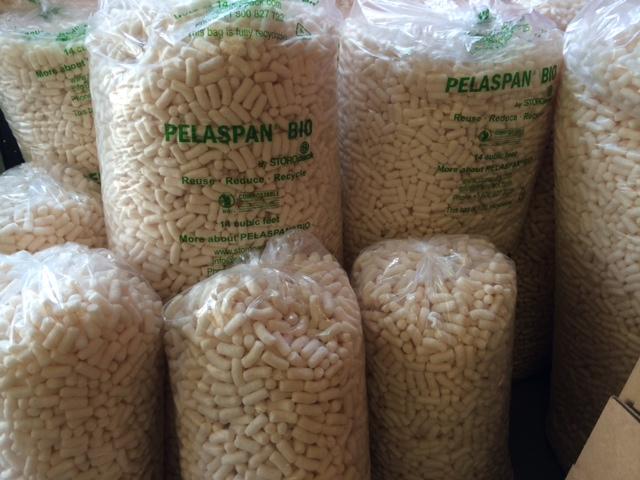 Shipping Peanuts