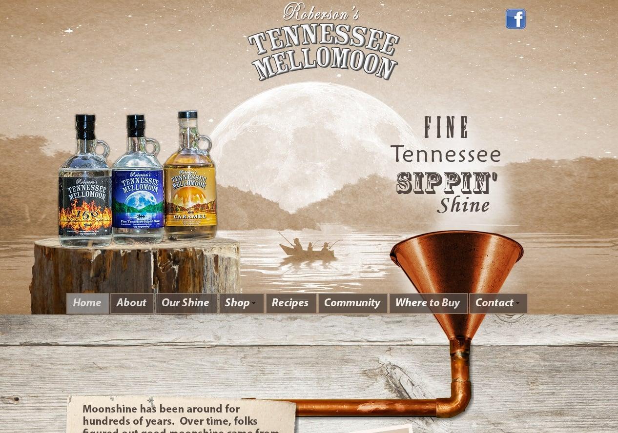 Tennessee Mellomoon Website