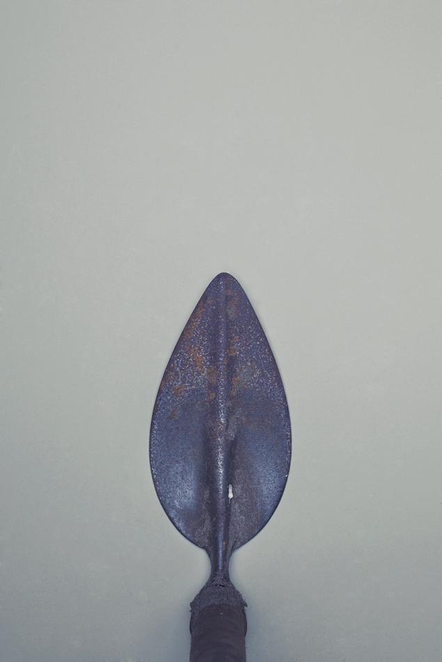 potato picking tool