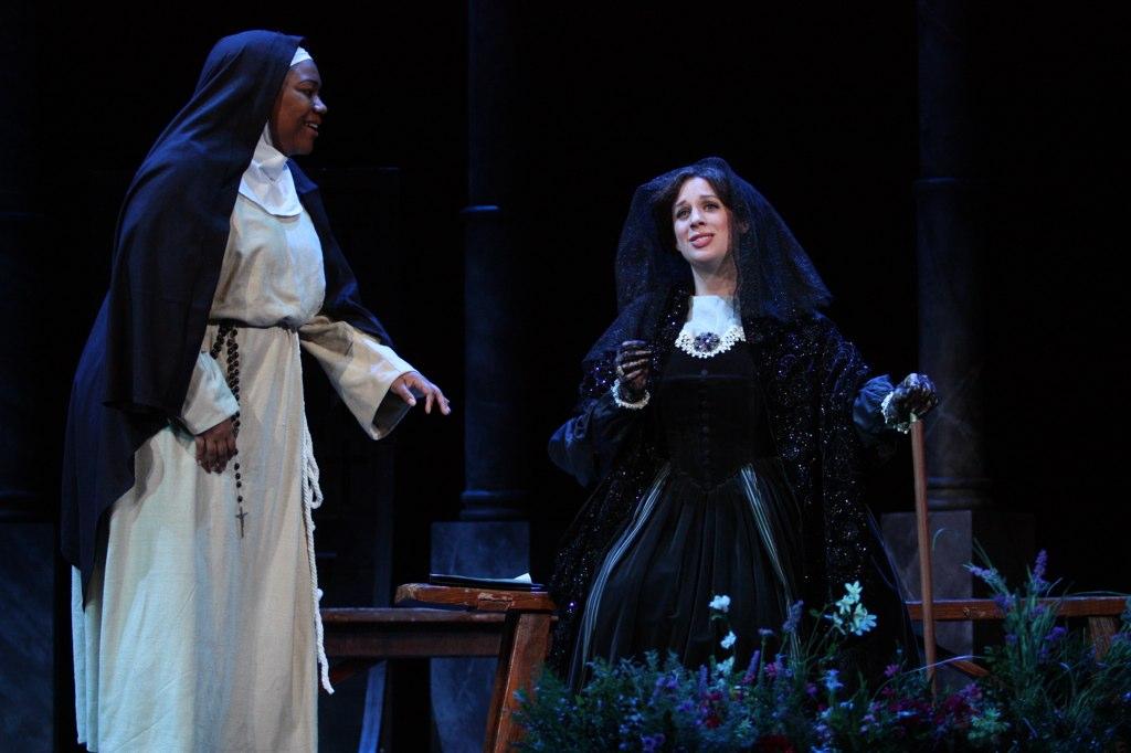 La zia principessa in Puccini's Suor Angelica