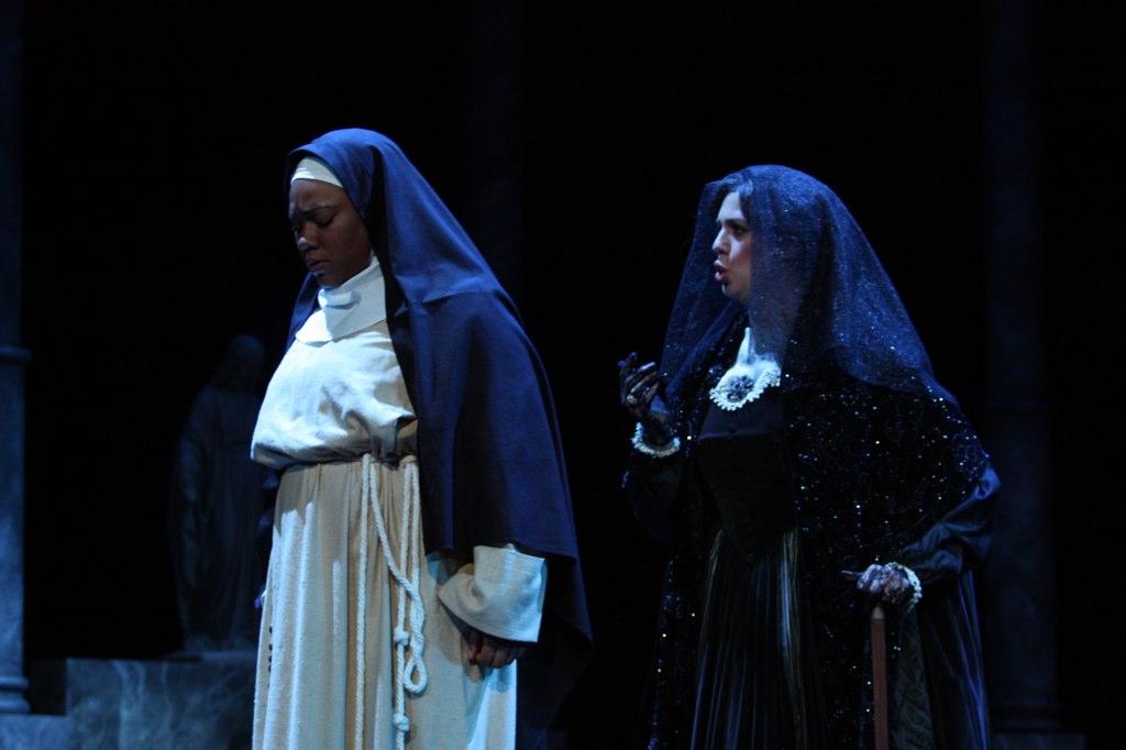 La zia prncipessa in Puccini's Suor Angelica