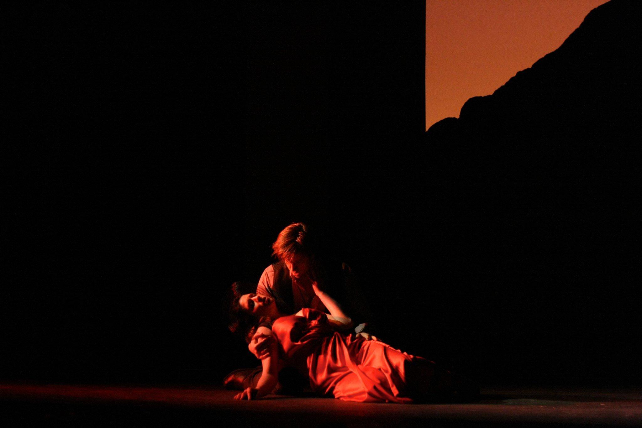 Carmen in Bizet's Carmen