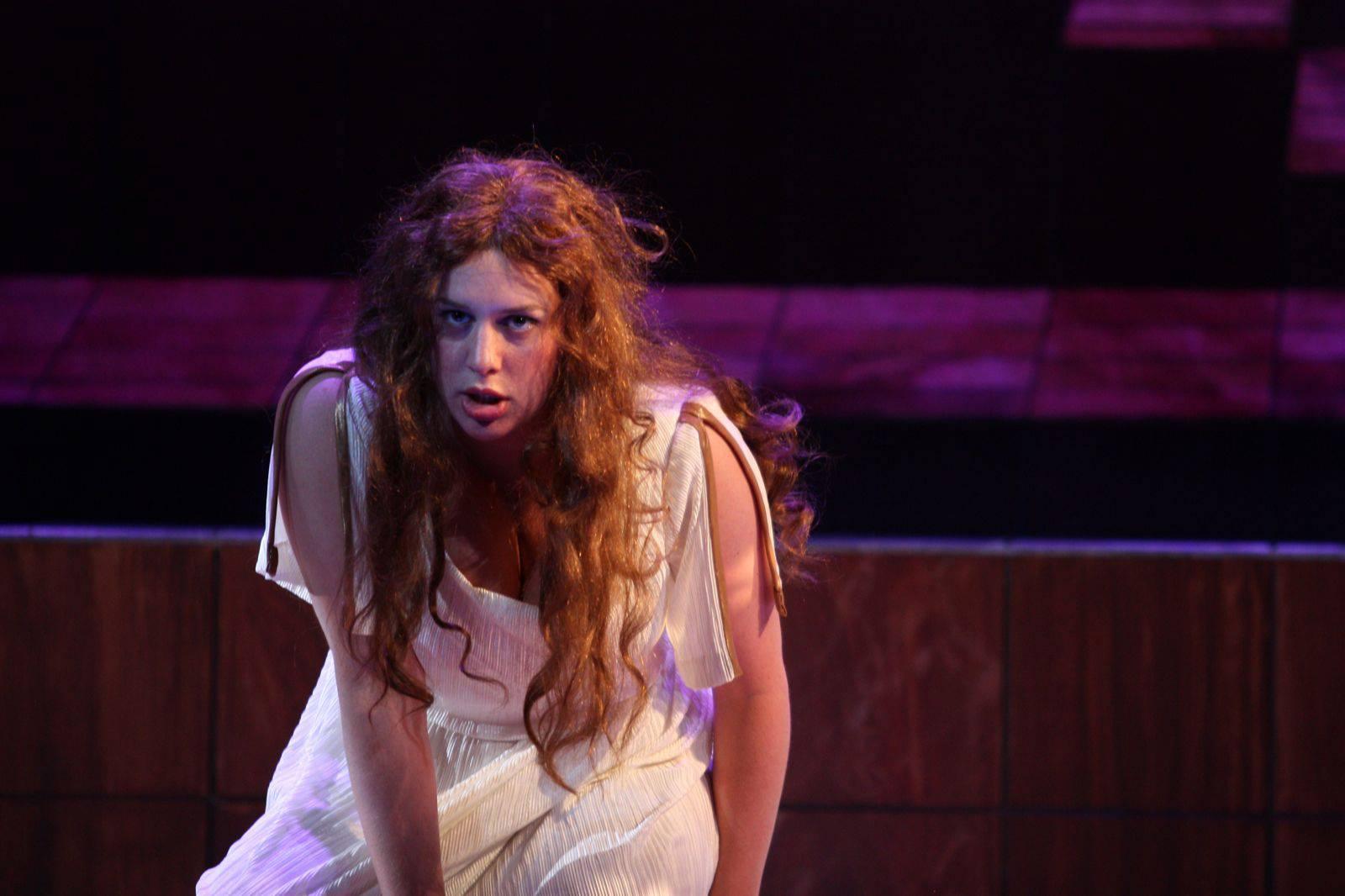 Lucretia in Britten's The Rape of Lucretia