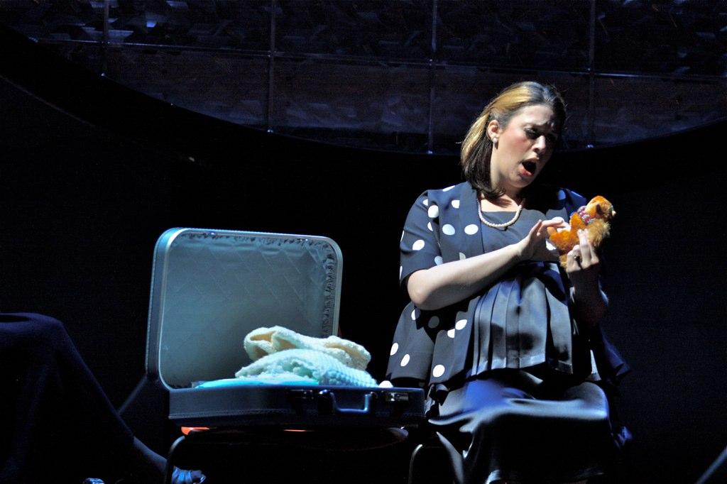 The Minskwoman in Jonathan Dove's Flight