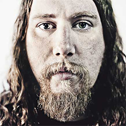 Patrick Hallahan, My Morning Jacket