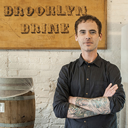 Shamus Jones, Brooklyn Brine