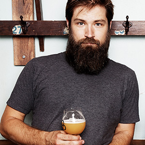Sam Richardson  Brewmaster and owner of Other Half Brewing