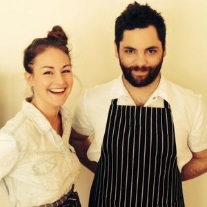 Jennifer Jackson & Justin Tootla  Chefs of Pickles & Chub