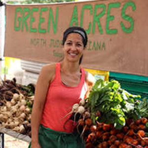 Beth Eccles  Green Acres Farms