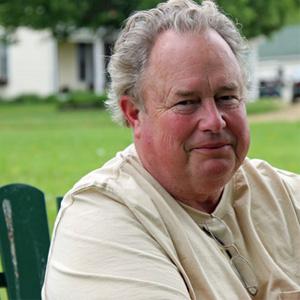 Dave Cleverdon  Kinnikinnick Farm