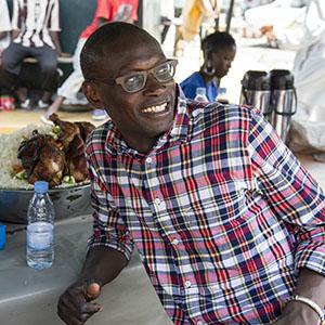 Pierre Thiem   Chef & Author  Modern Senegalese Recipes