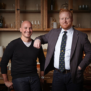 John Ross & Phillip Walters  B. Hospitality Co.