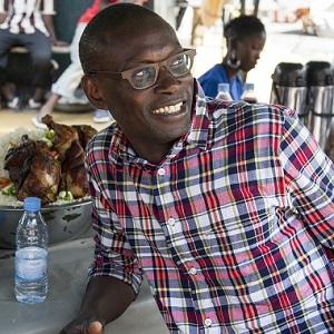 PIERRE THIAM   Chef & Author   Modern Senegalese Recipes
