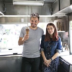 LAURA O'NEILL, BEN VAN LEEUWEN  Van Leeuwen Artisan Ice Cream
