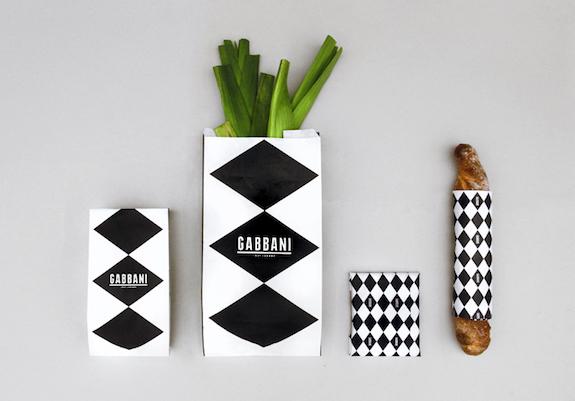 Gabani's branding. Photo courtesy of  Demian Conrad .