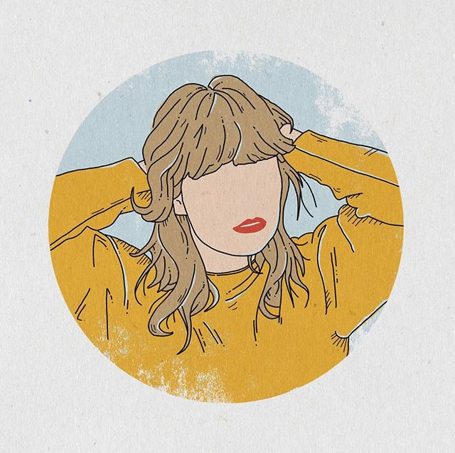 Daniella Mason. || Met up with @ang_forthewin during one of her concerts and talked about possibly doing some illustration work. I've always loved Daniella's music and vibe, so I jumped all over it. Go listen to all her music on repeat right now and enjoy. #coryandcaseypaper