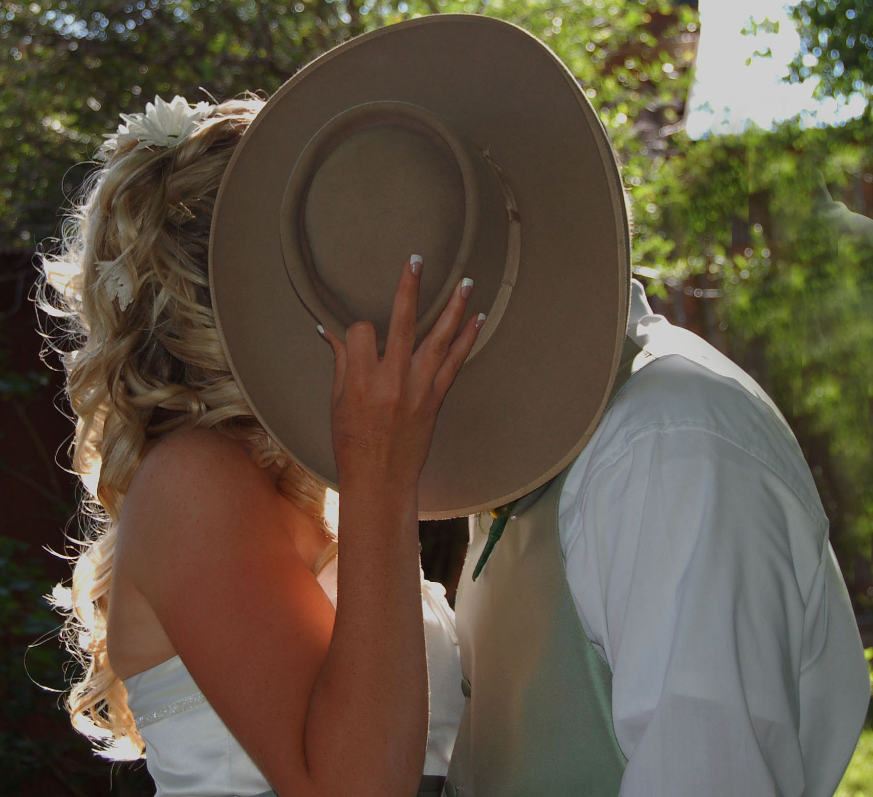 Cowboy Wedding Photo Shoot