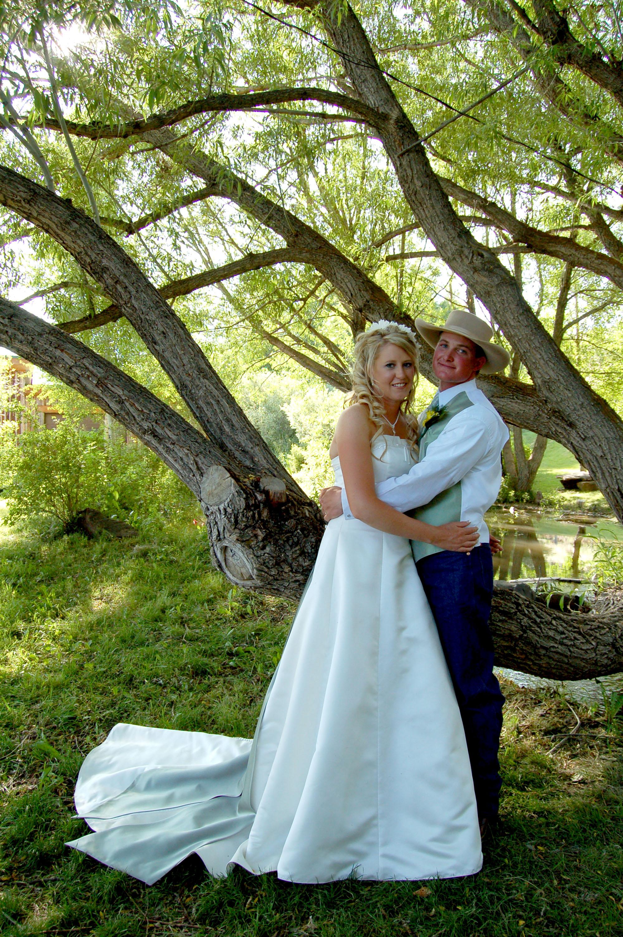 Jason and McKenzie's Wedding Shoot