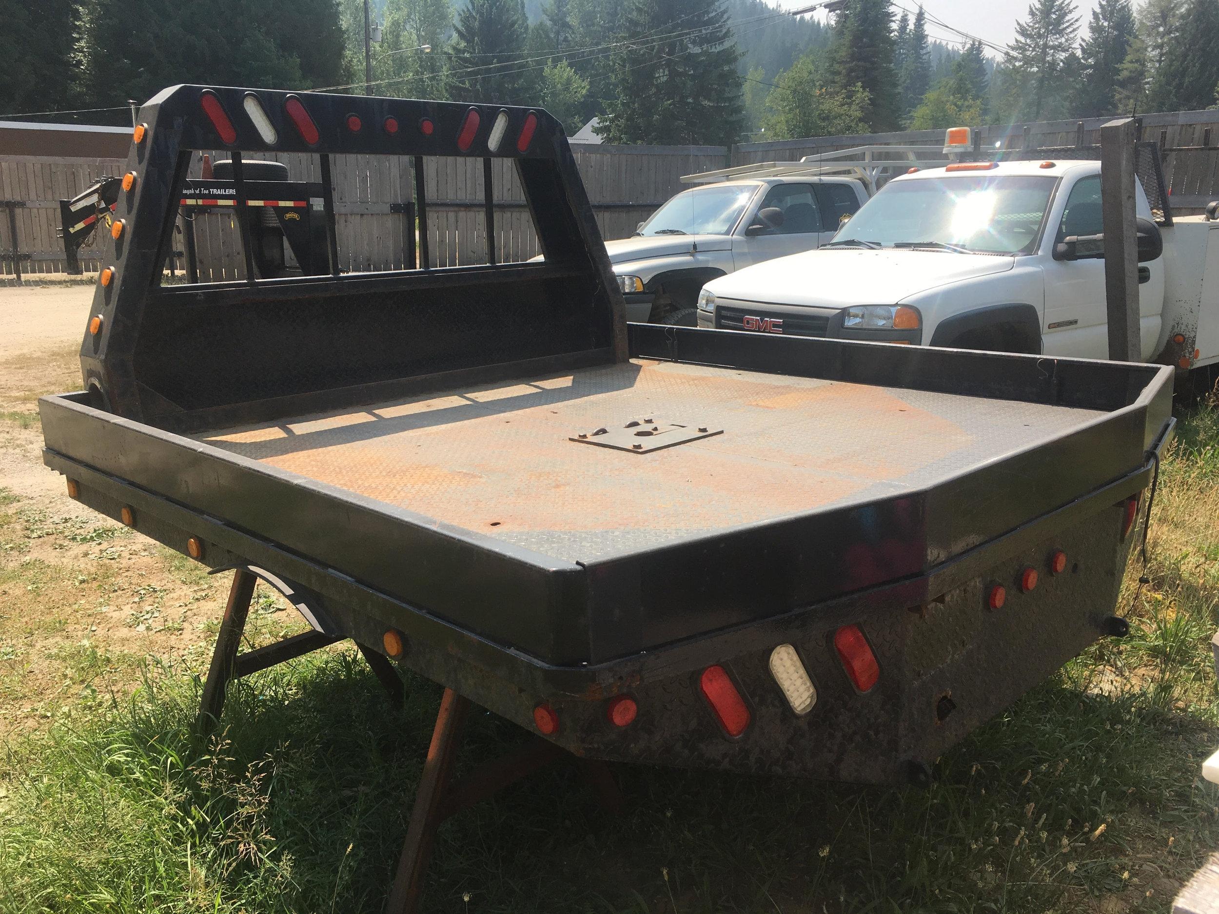 Heavy Duty Truck Deck