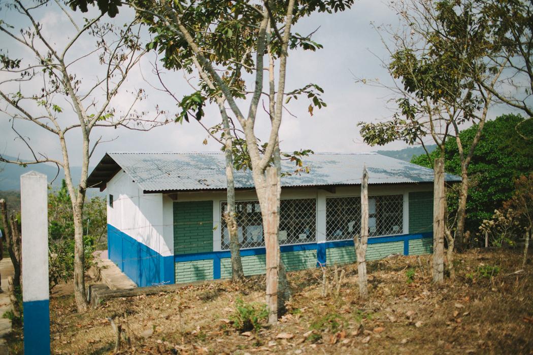 Preschool in Ls Sabanas, Nicaragua