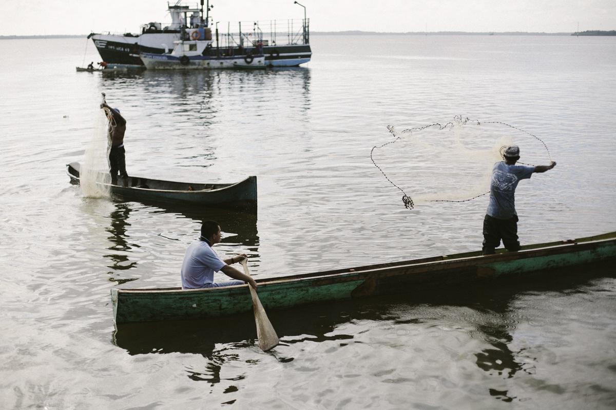 fishermen Bluefields