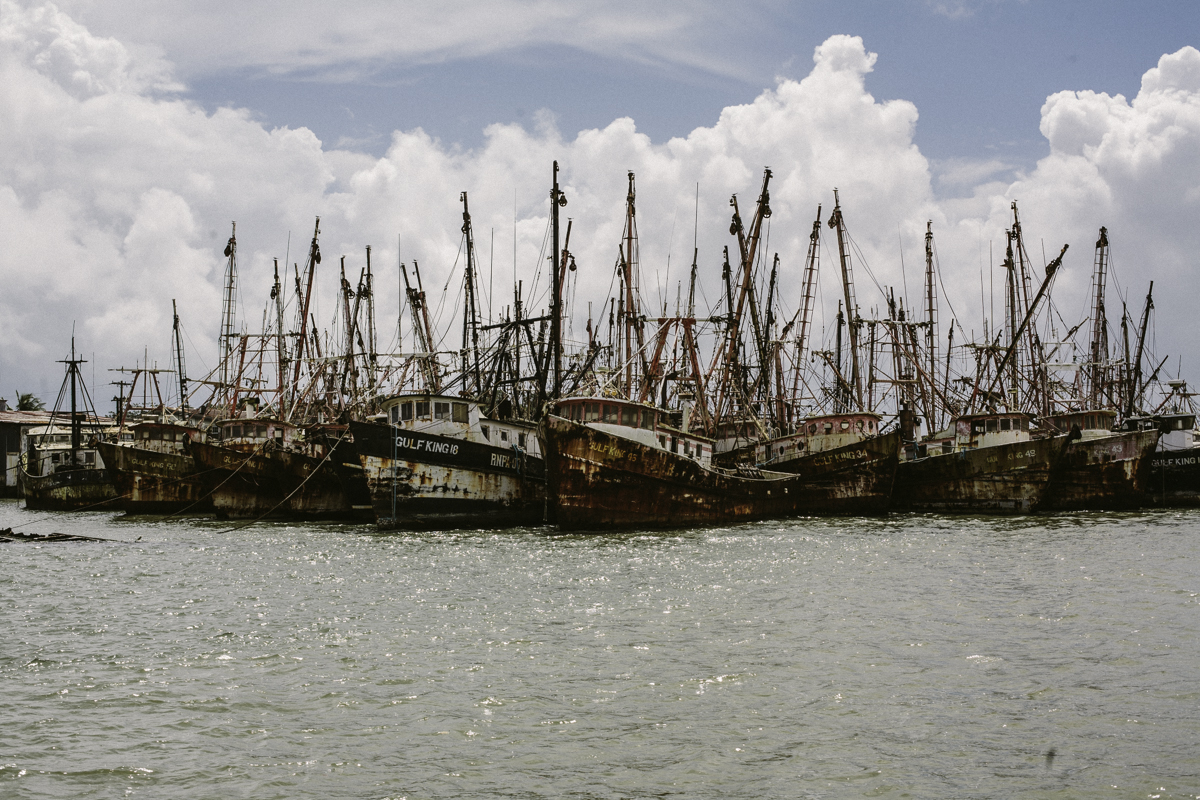 Shipwreck cemetery - El Buff