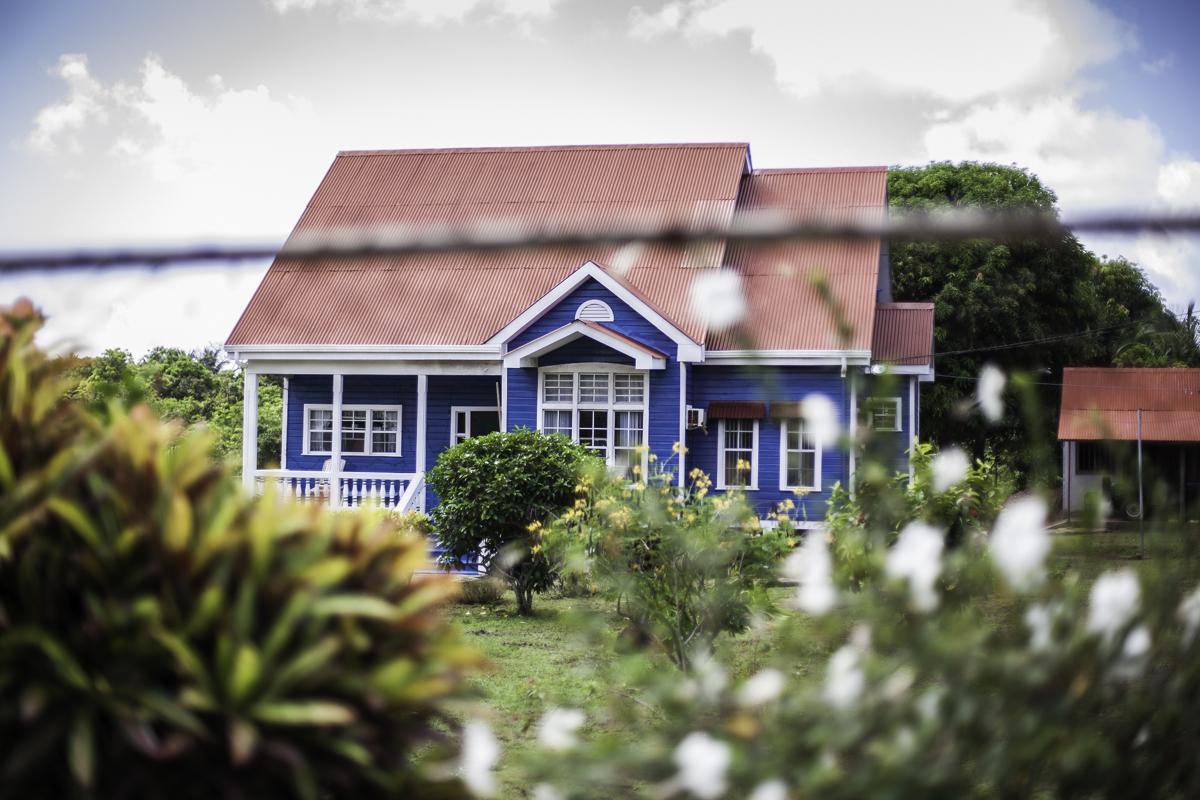 house corn island