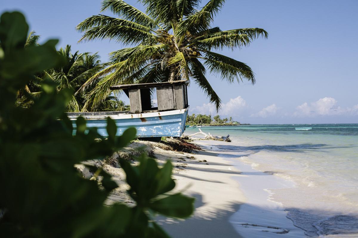 corn island paradise