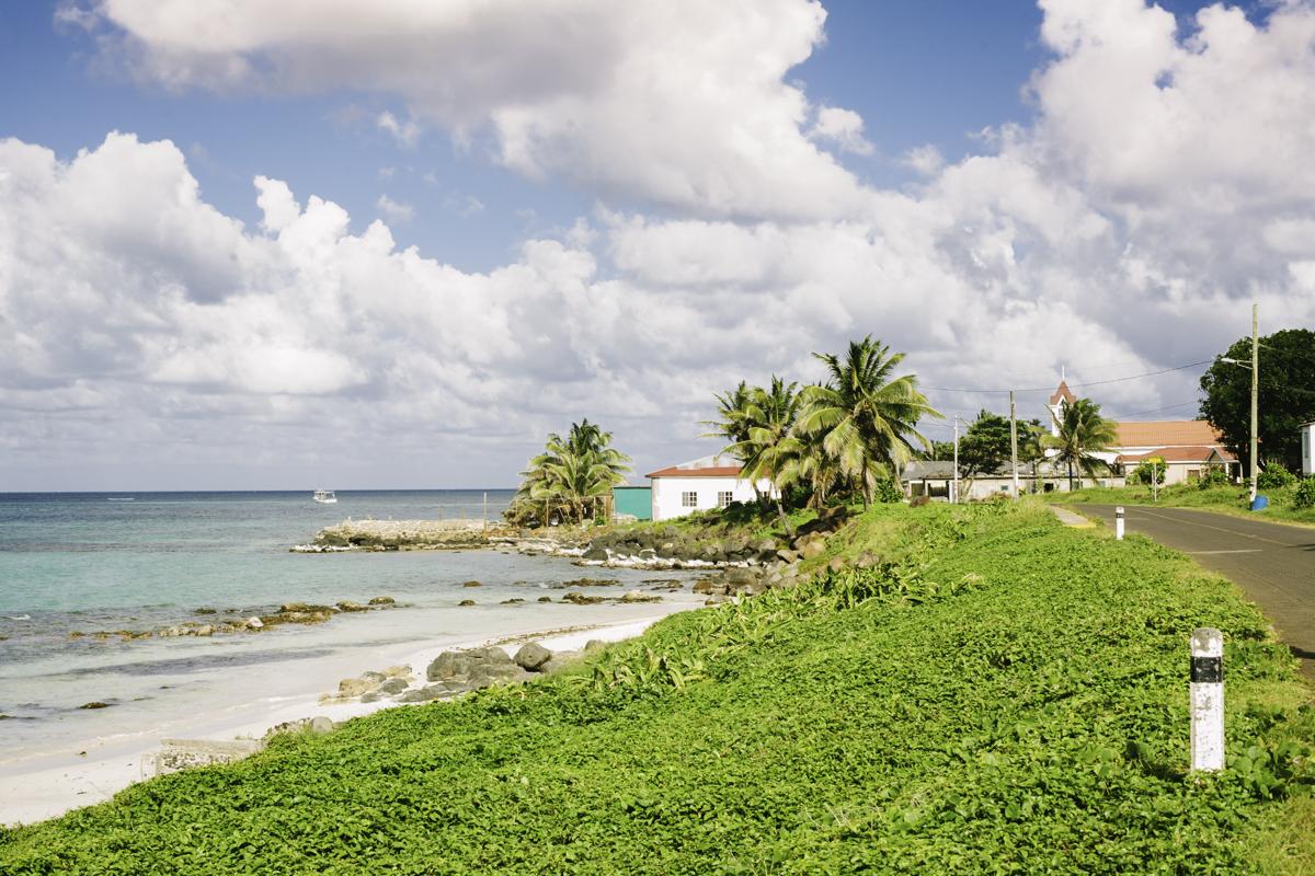 big corn island road