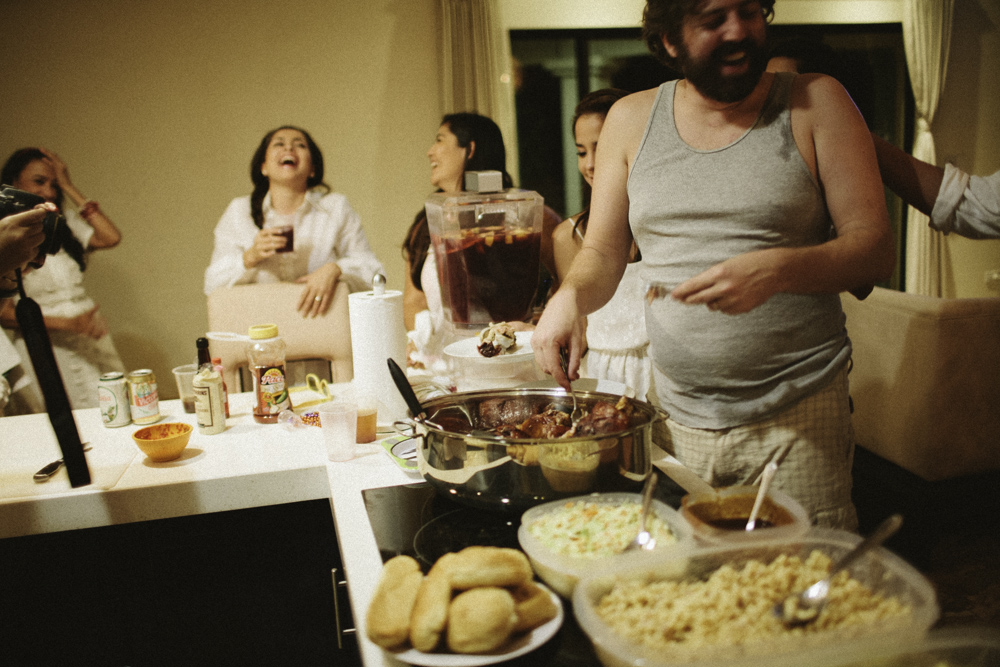 dinner nicaragua