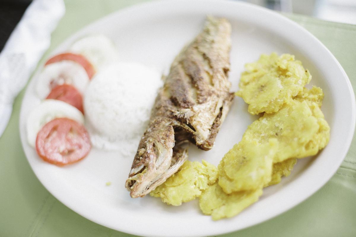 fish plantain
