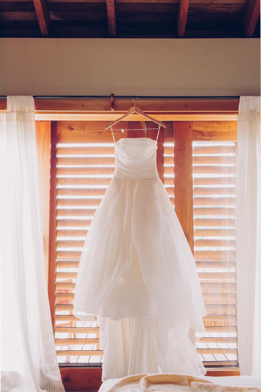 wedding dress nicaragua