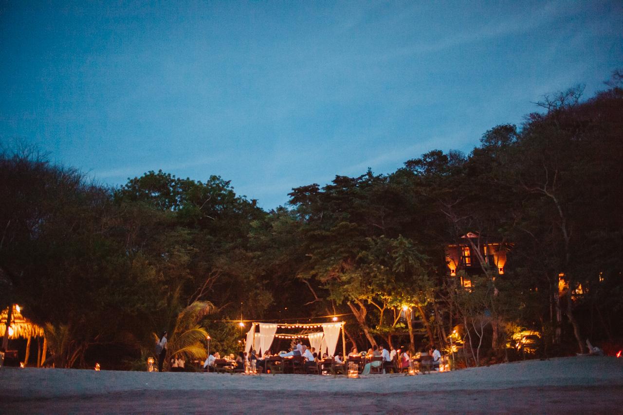 wedding Nicaragua aqua resort