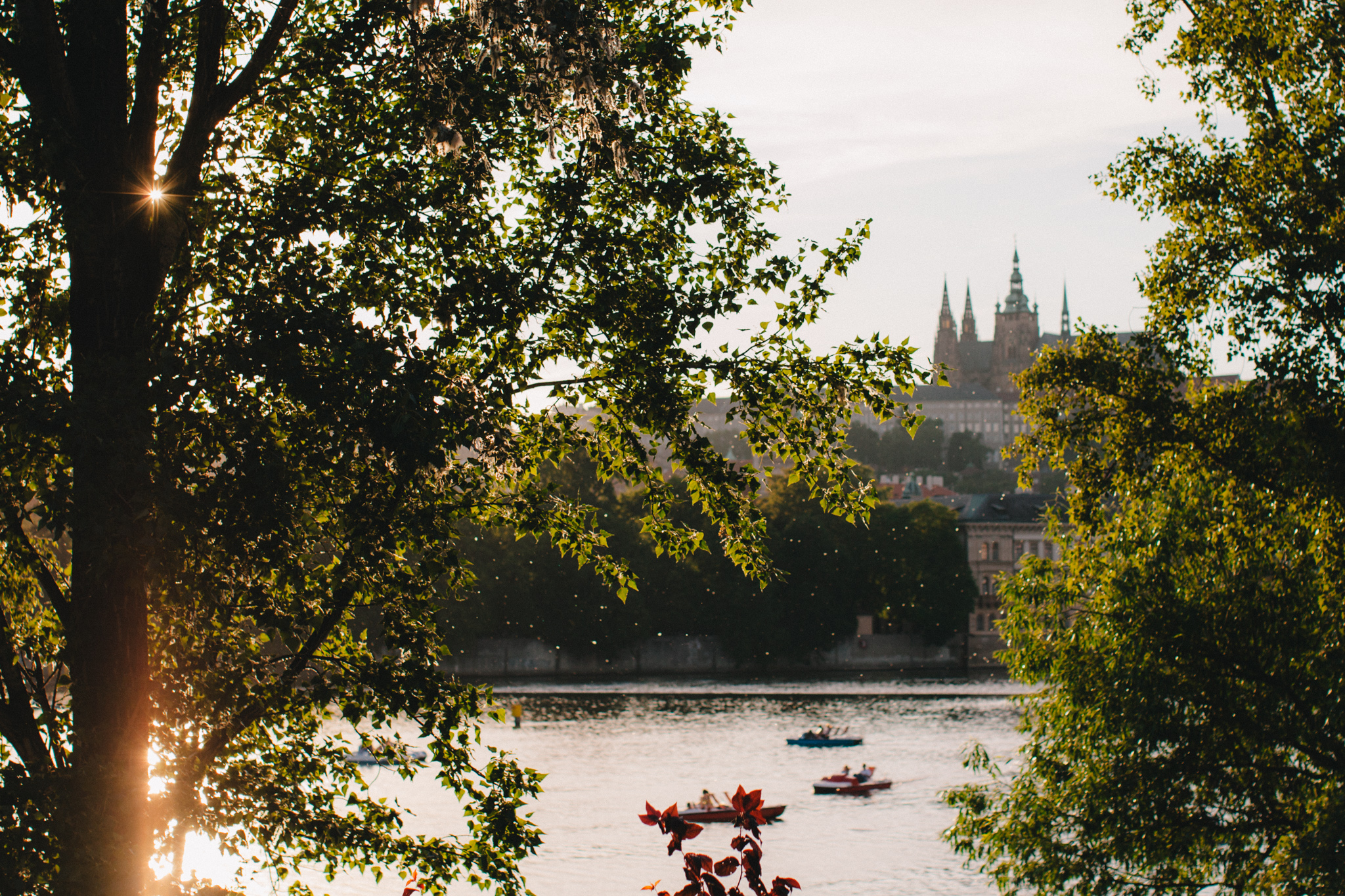 golden prague