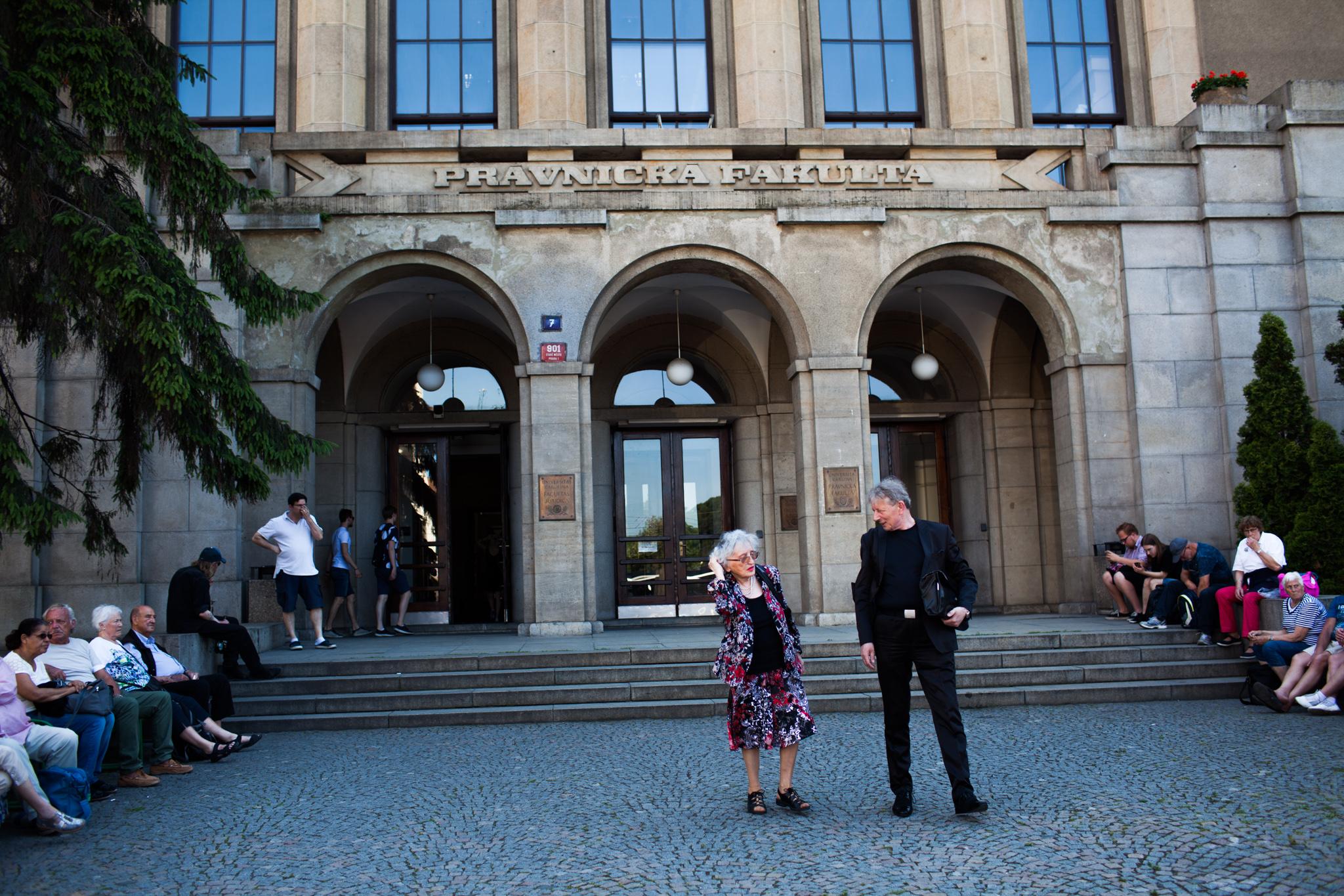 university Prague