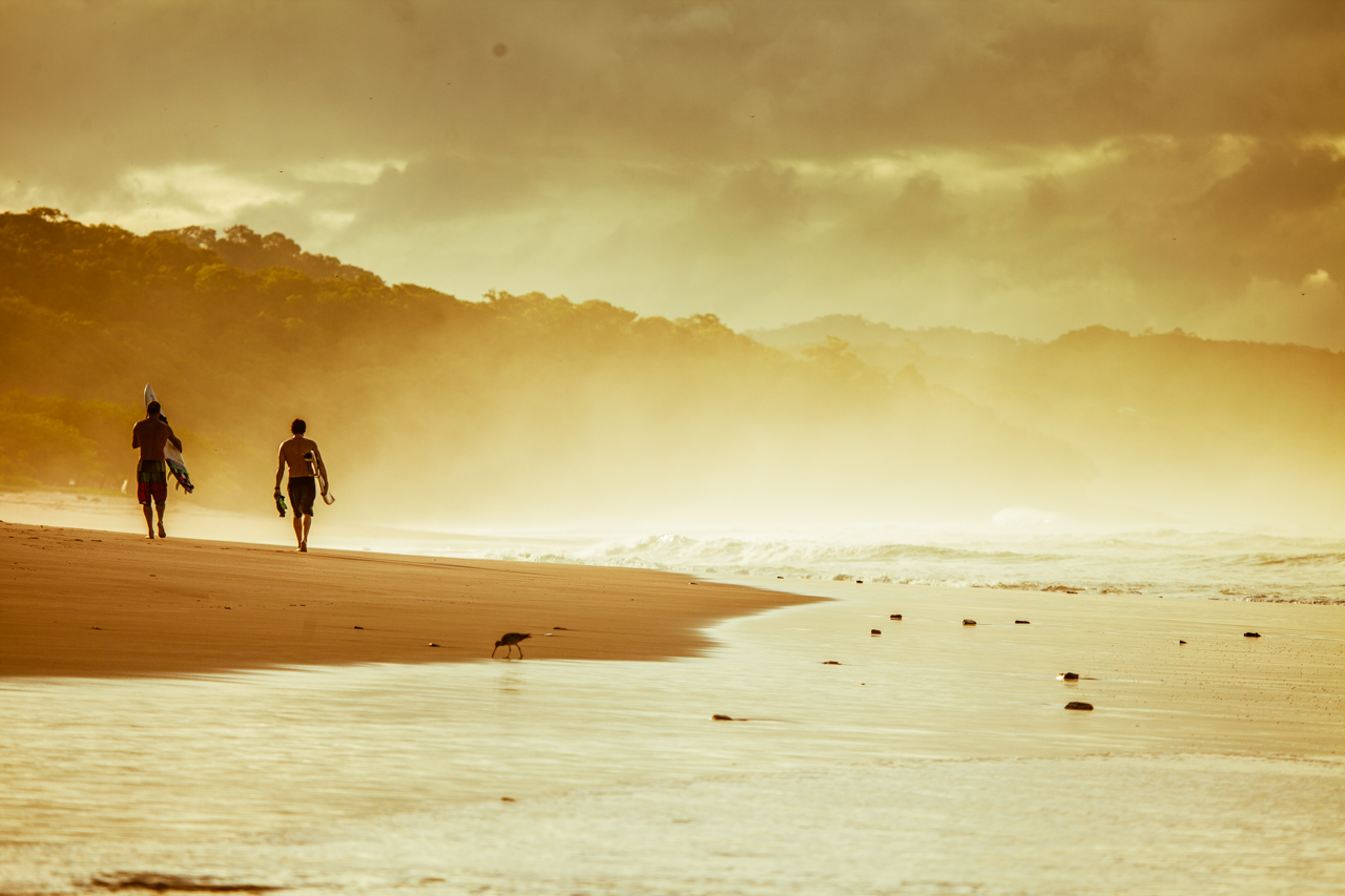 Colorado beach - Nicaragua