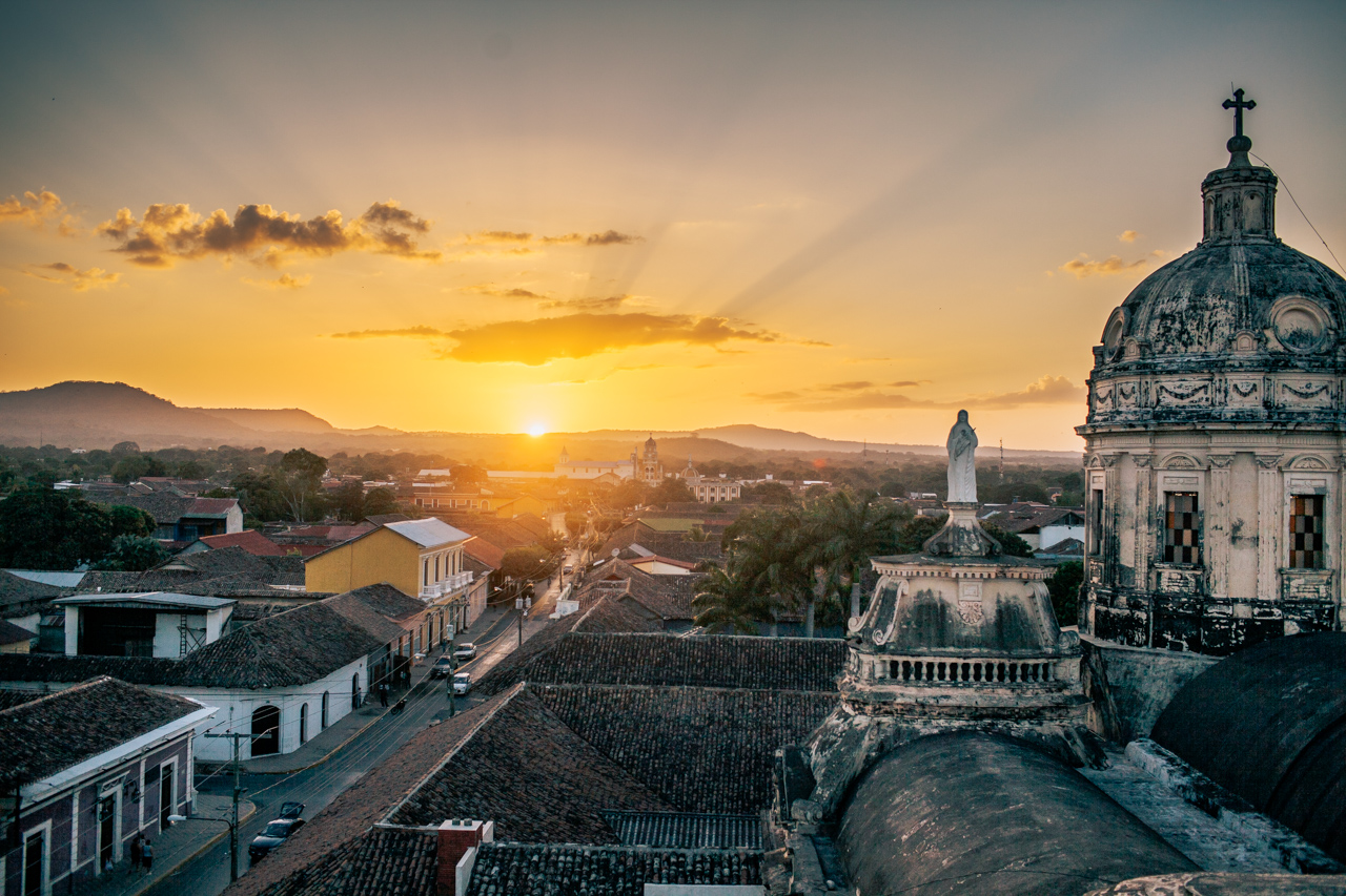 La Meced church nicaragua