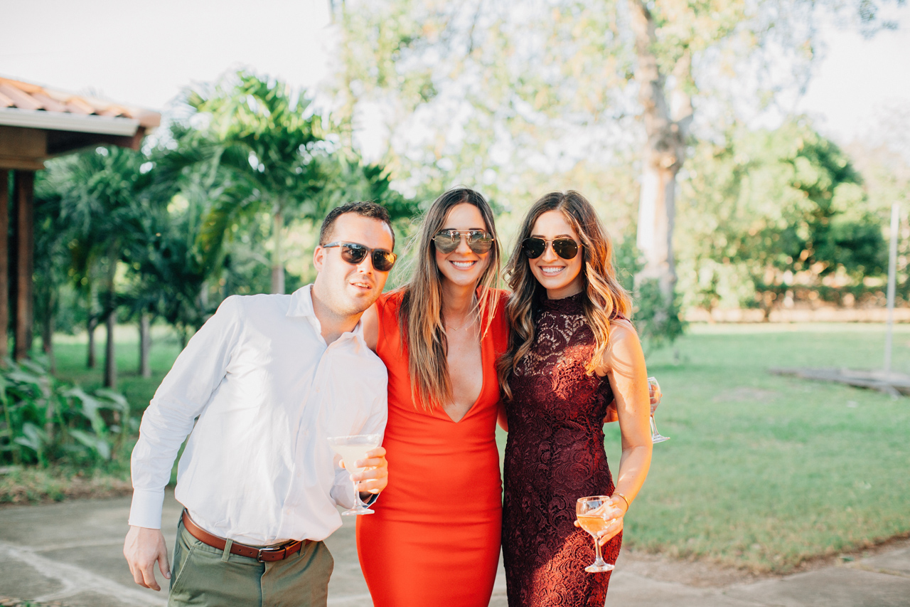 nicaragua wedding reception