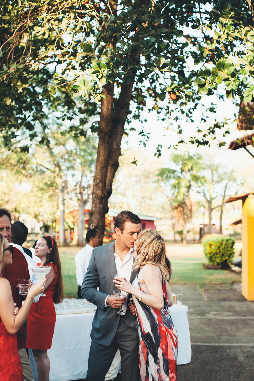 wedding reception nicaragua