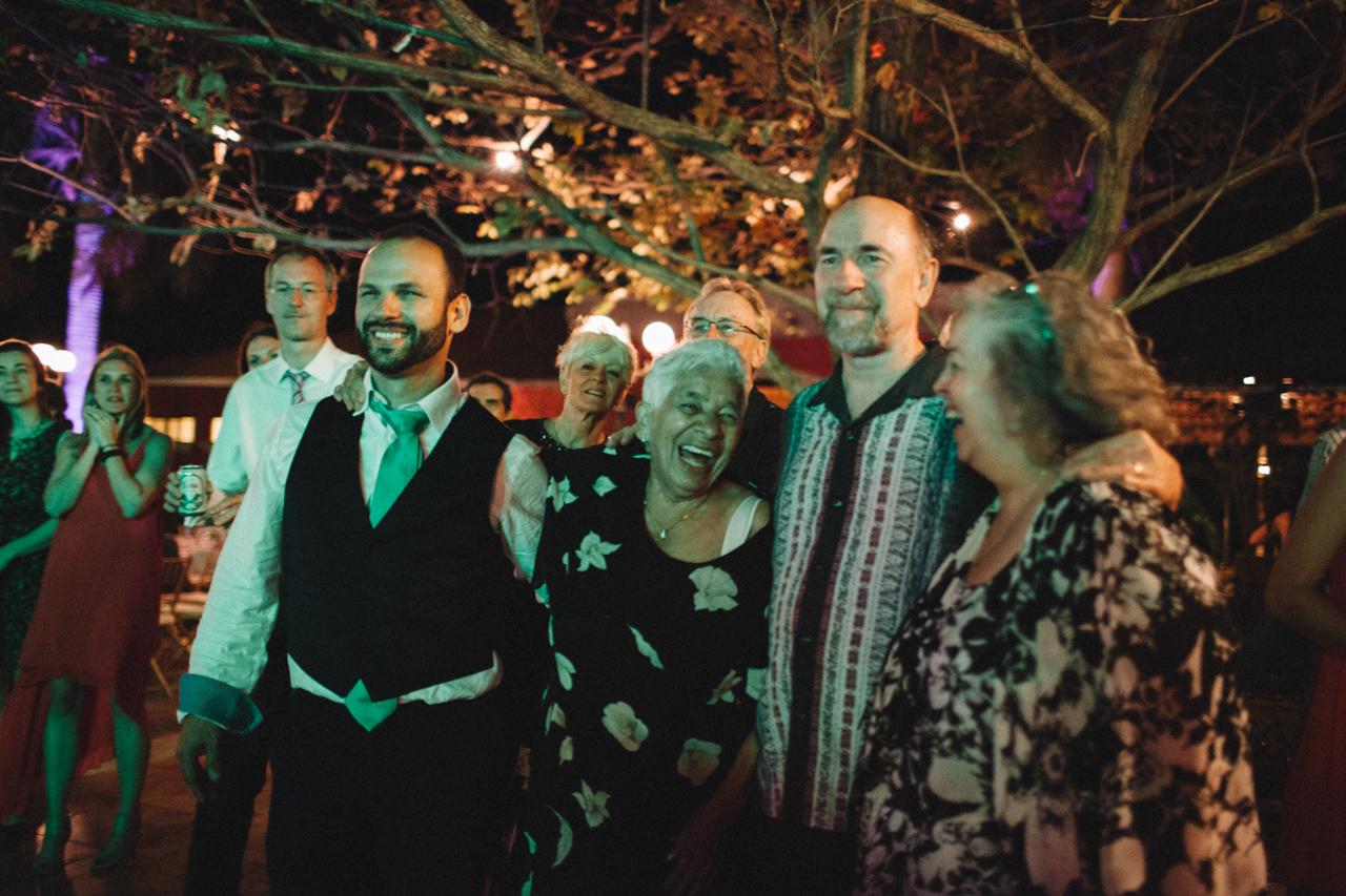 family wedding nicaragua