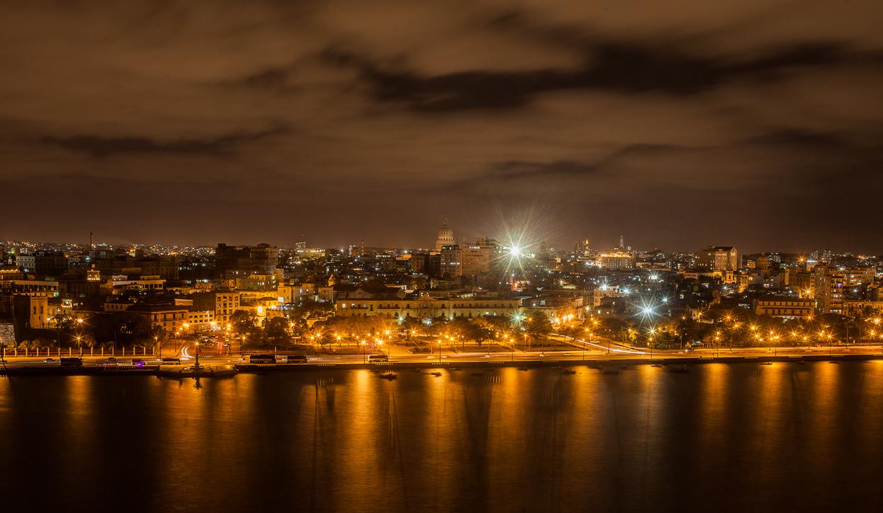 Havana Landscape