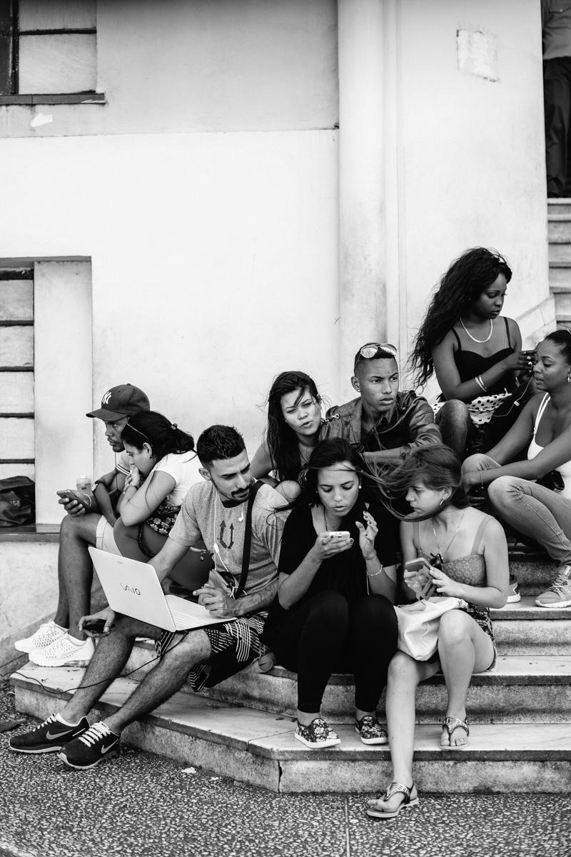 Internet access in Cuba