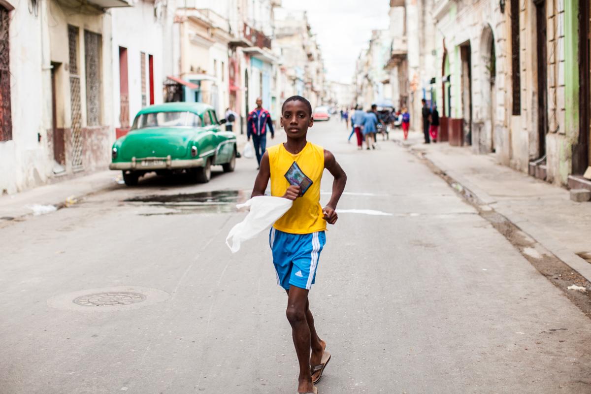 Running Havana Centro