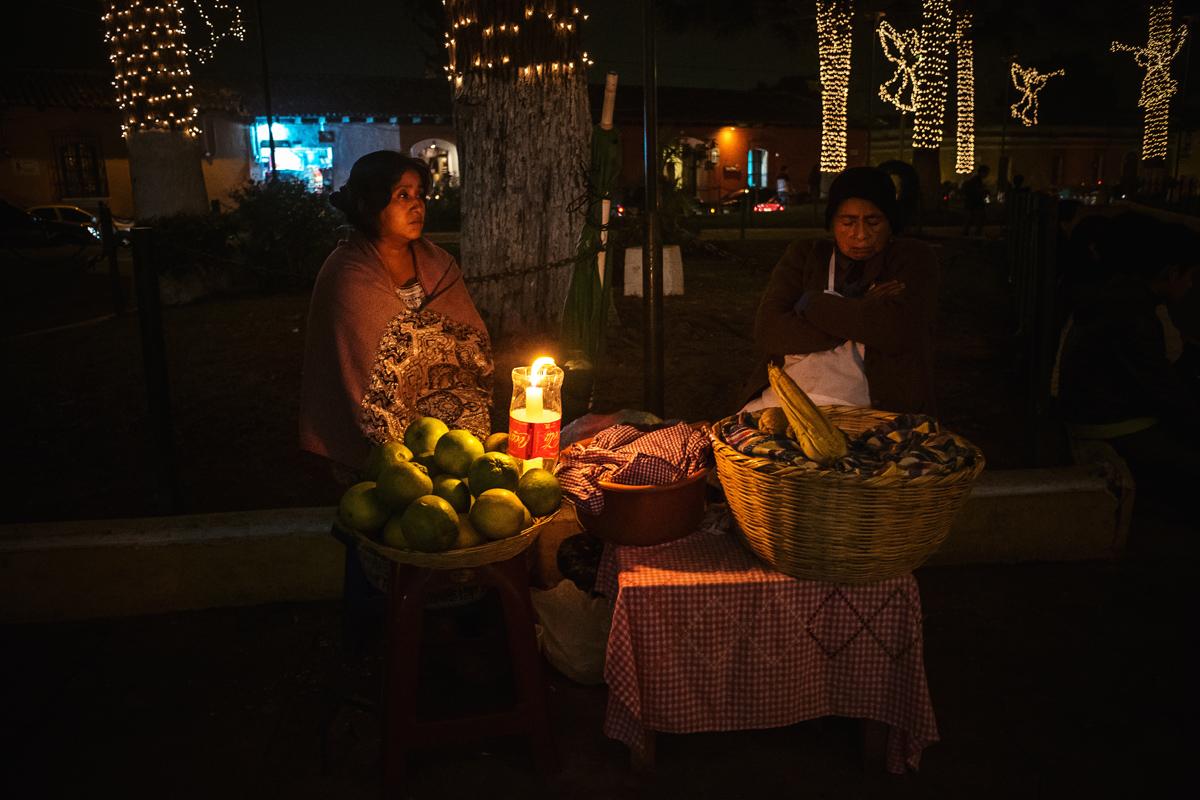vendors antigua Guatemala
