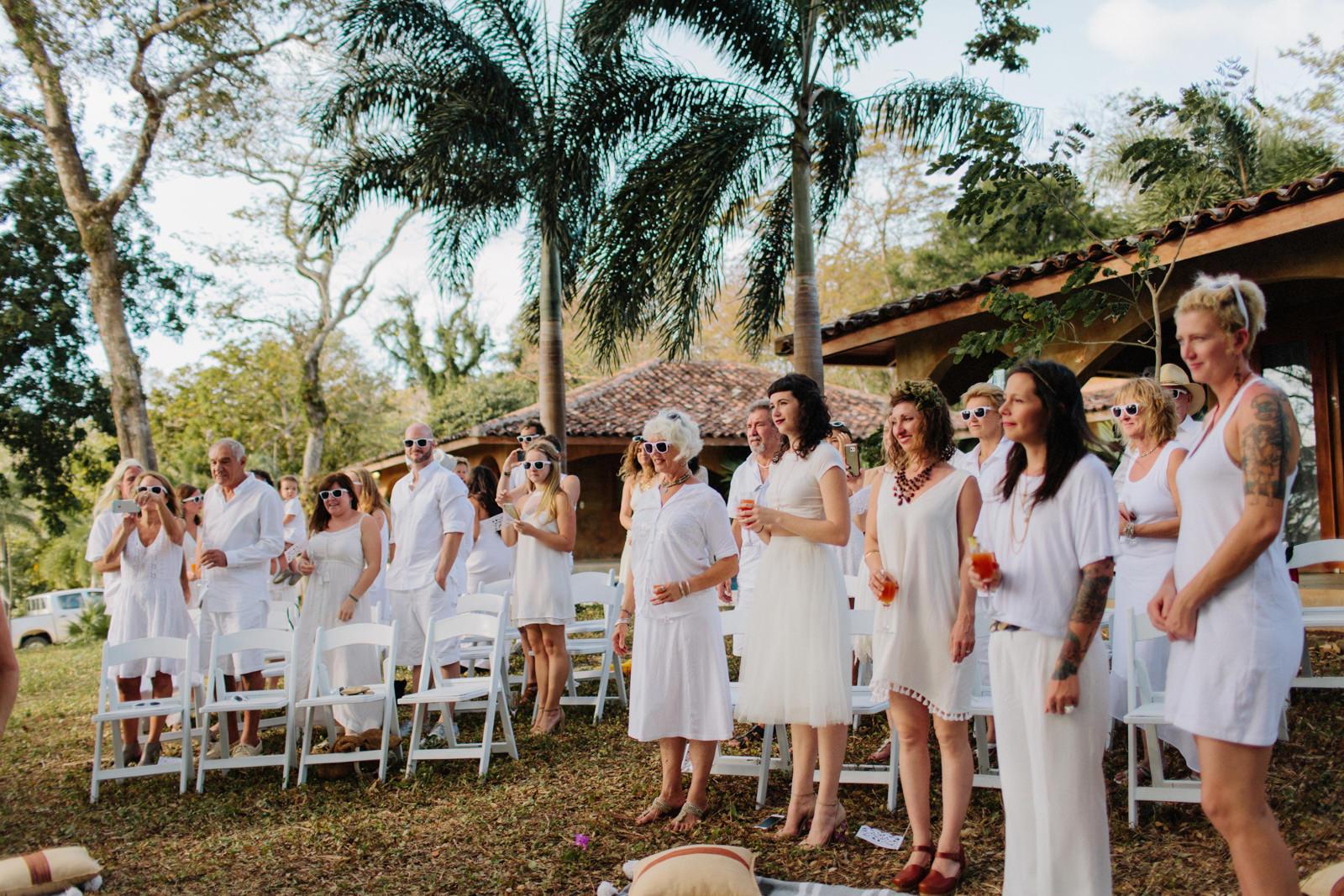 Nicaragua Destination wedding ceremony