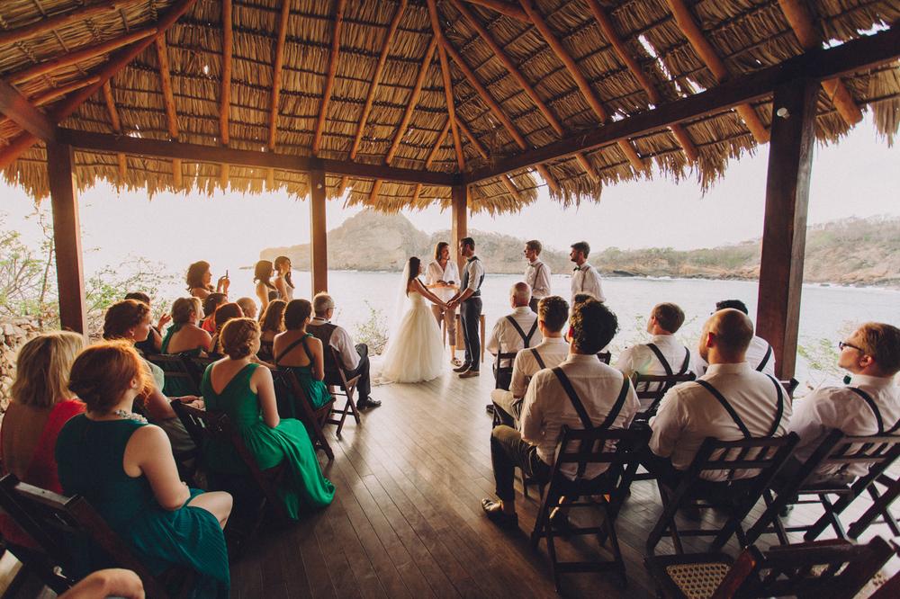 AQUA RESORT BEACH WEDDING DYLAN + STEPHANIE