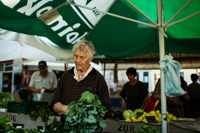 Croatia Market Sibenik